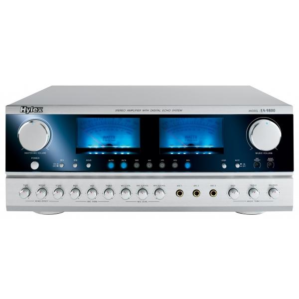 高傳真 Hi-Fi 數位式迴音AV混音擴大機